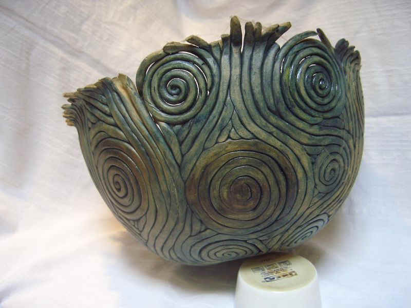 Pottery for sale in london for Clay pottery designs