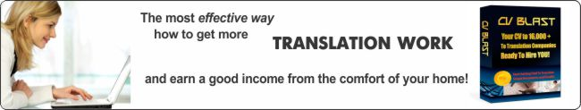 Work from Home for Translation Companies with a Good Payment Reputation
