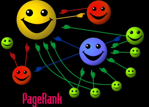 This Page Rank concept has been incorporated into google's algorithm (the mathematical formula google uses when calculating how pages should rank in its ...