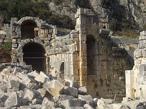 Myra-Turkey-where-santa-clause-born-and-died-ruins-0076
