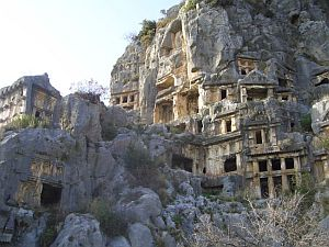 Myra-Turkey-where-santa-clause-born-and-died-ruins-0081
