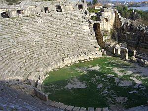 Myra-Turkey-where-santa-clause-born-and-died-ruins-0092