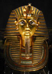 Africa ancient egypt Tutanchamun